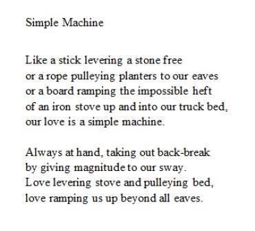 Poem by Tina Mozelle Braziel