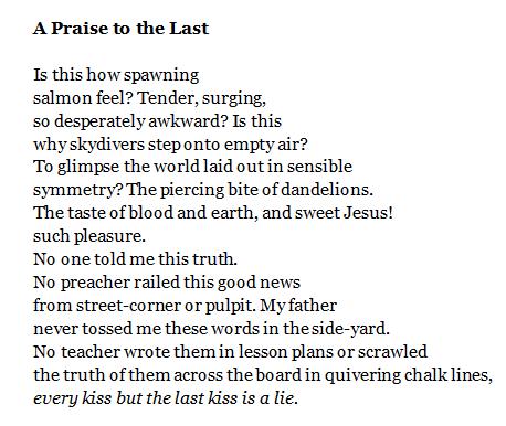 Poem by Matthew Layne