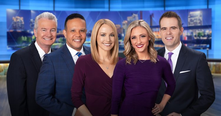 evening team at WVTM13