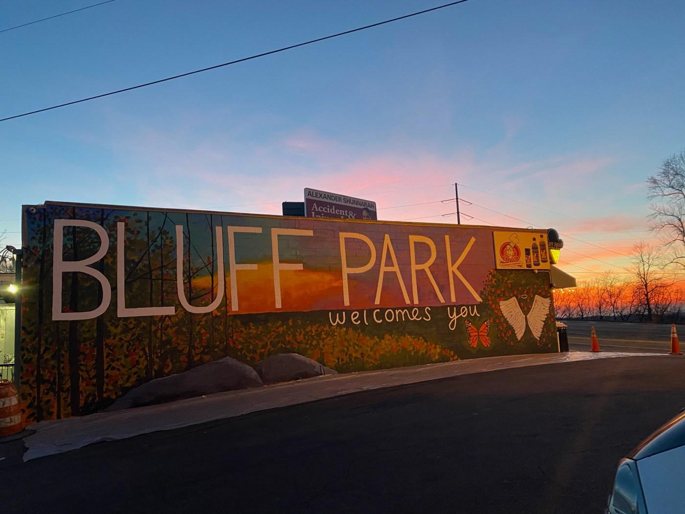 Bluff Park Mural