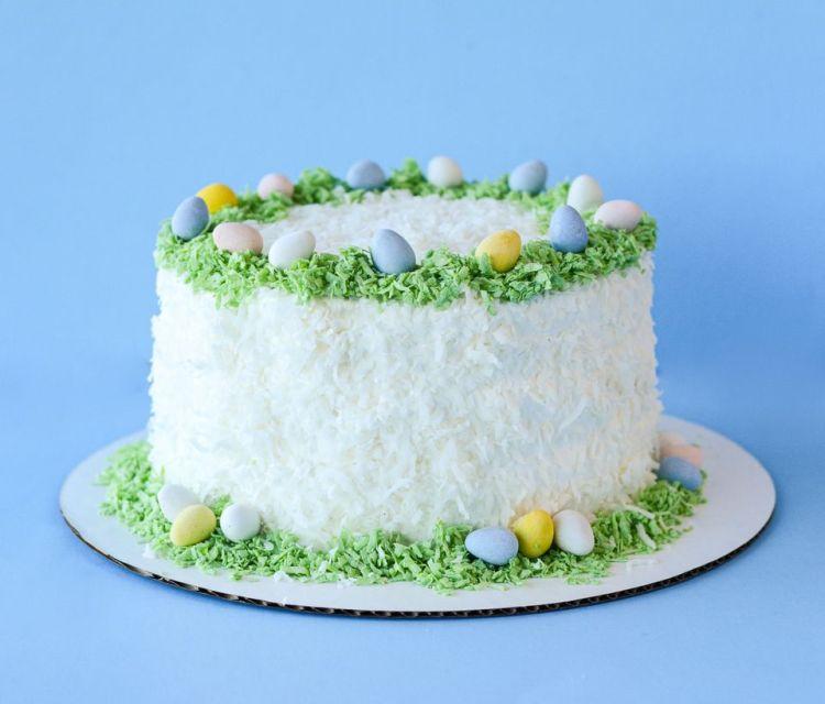 edgars bakery easter cake