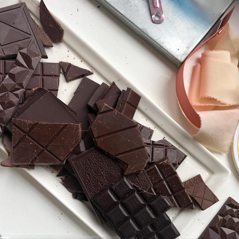 honeycreeper chocolate