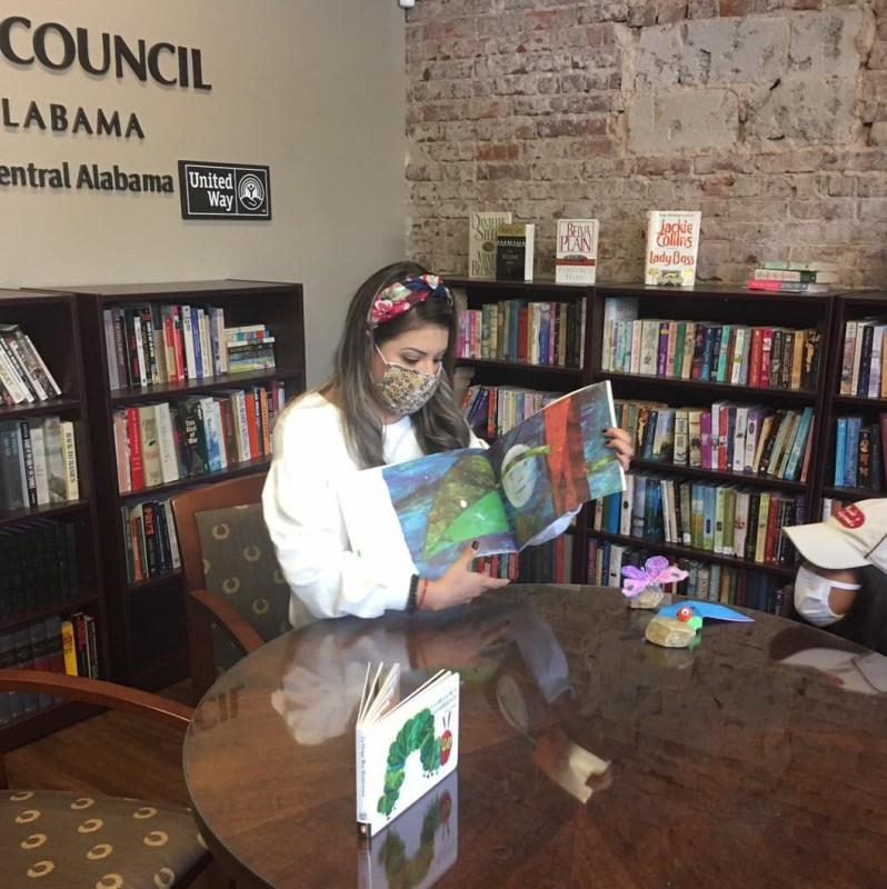 the literacy council reading
