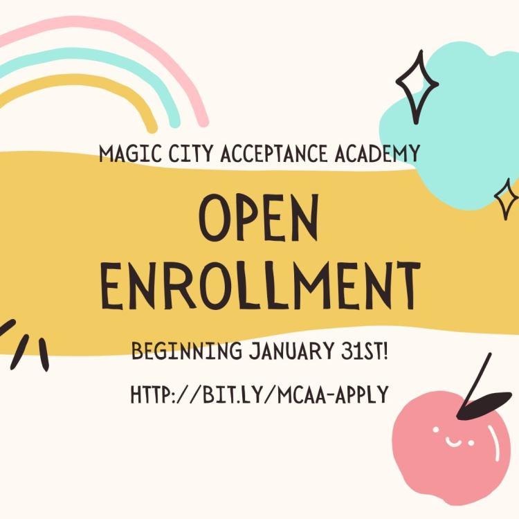 Magic City Acceptance Academy lottery