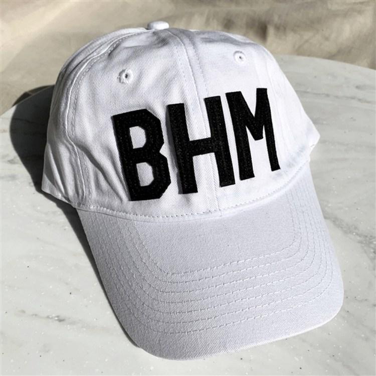 BHM baseball hat