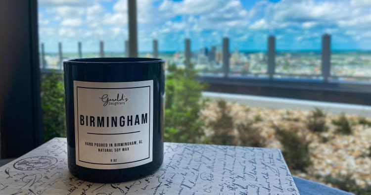 Gerald's Daughters - Birmingham graduation gift
