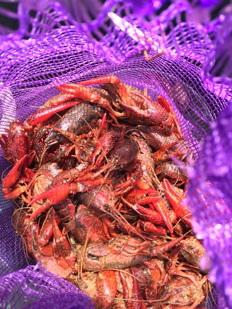 bag of crawfish