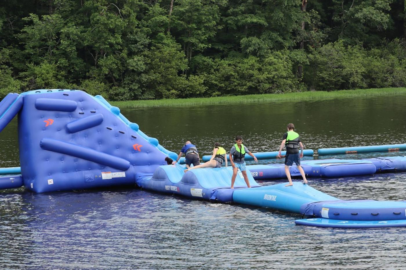 Flip Side Aqua Park