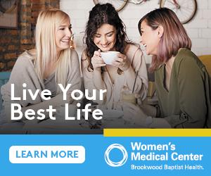 Brookwood Baptist Hospital - Live Your Best Life