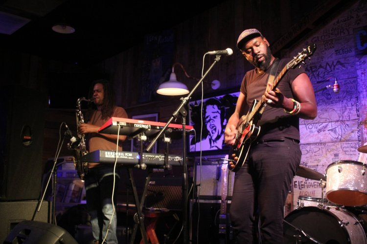 Tupelo live music