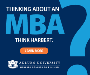 Thinking about an MBA?