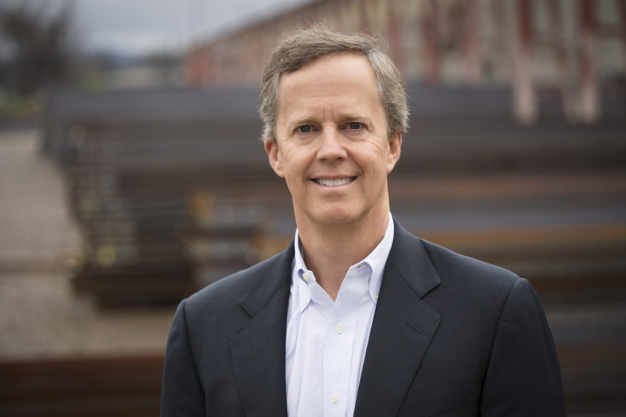 Cliff O'Neal, the third-generation CEO of O'Neal Industries. Photo courtesy of O'Neal Industries