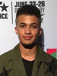 Jordan Fisher attended Red Mountain Theatre's conservatory program. Photo via Wikimedia Commons.
