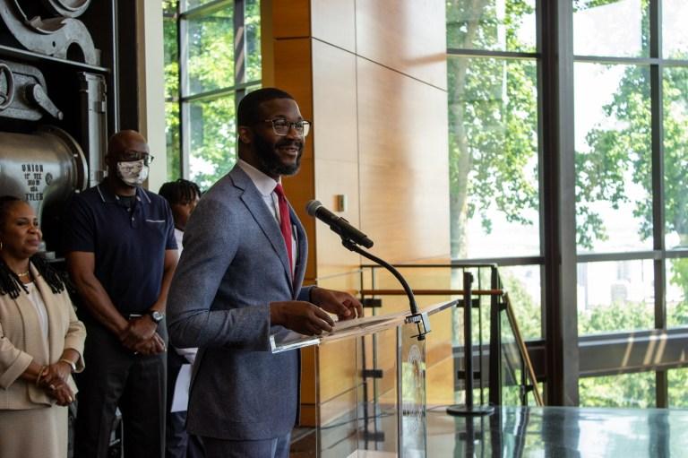 Mayor Woodfin announces celebrations for Bham's 150th birthday