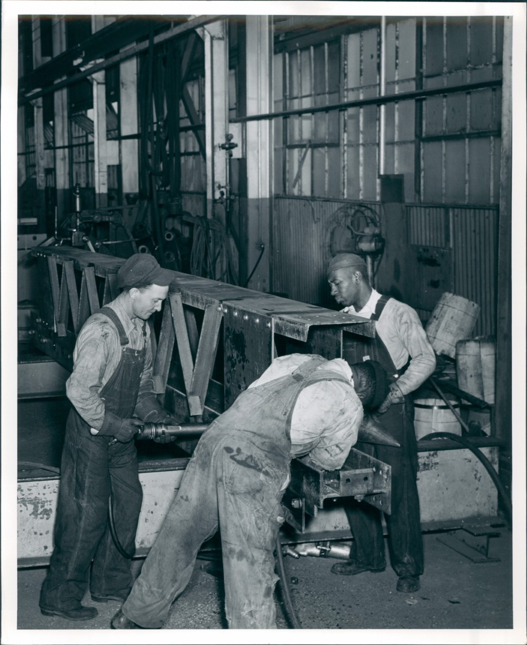 O'Neal Industries has employed Birminghamians for 100 years. Photo courtesy of O'Neal Industries