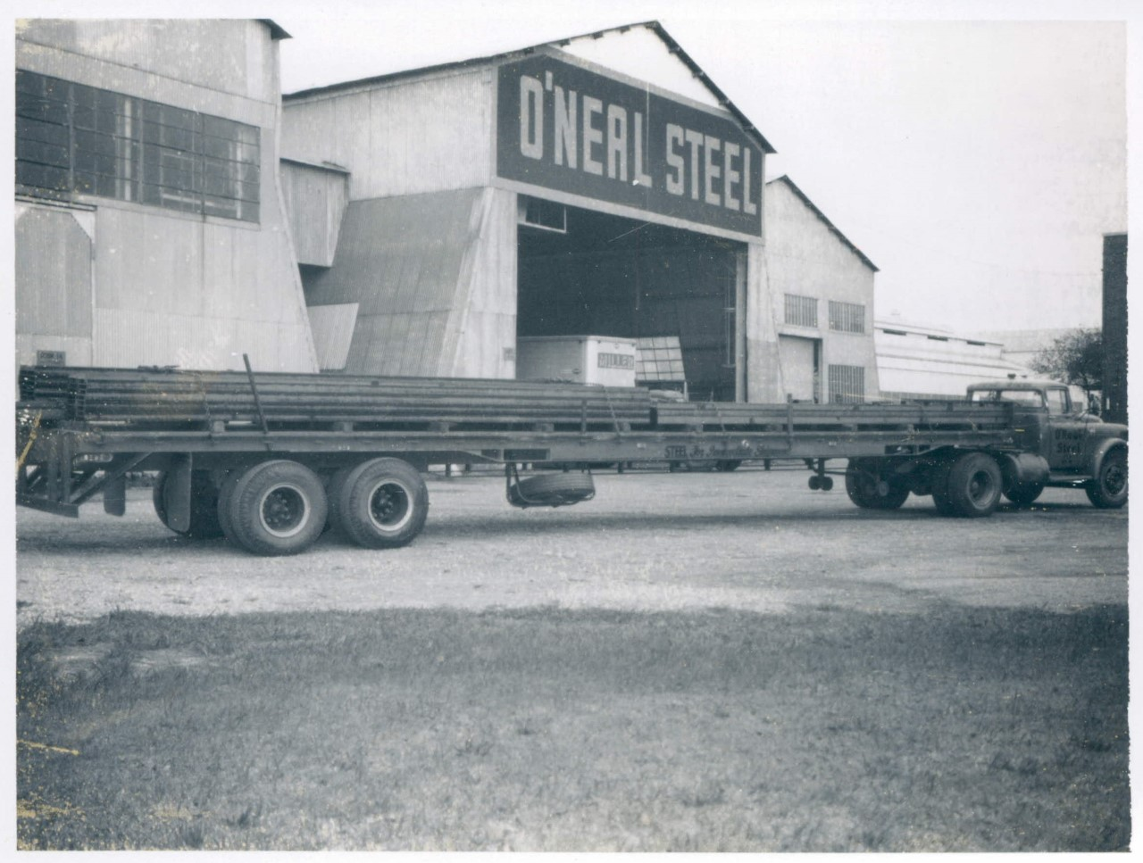 O'Neal Steel's Avondale location.