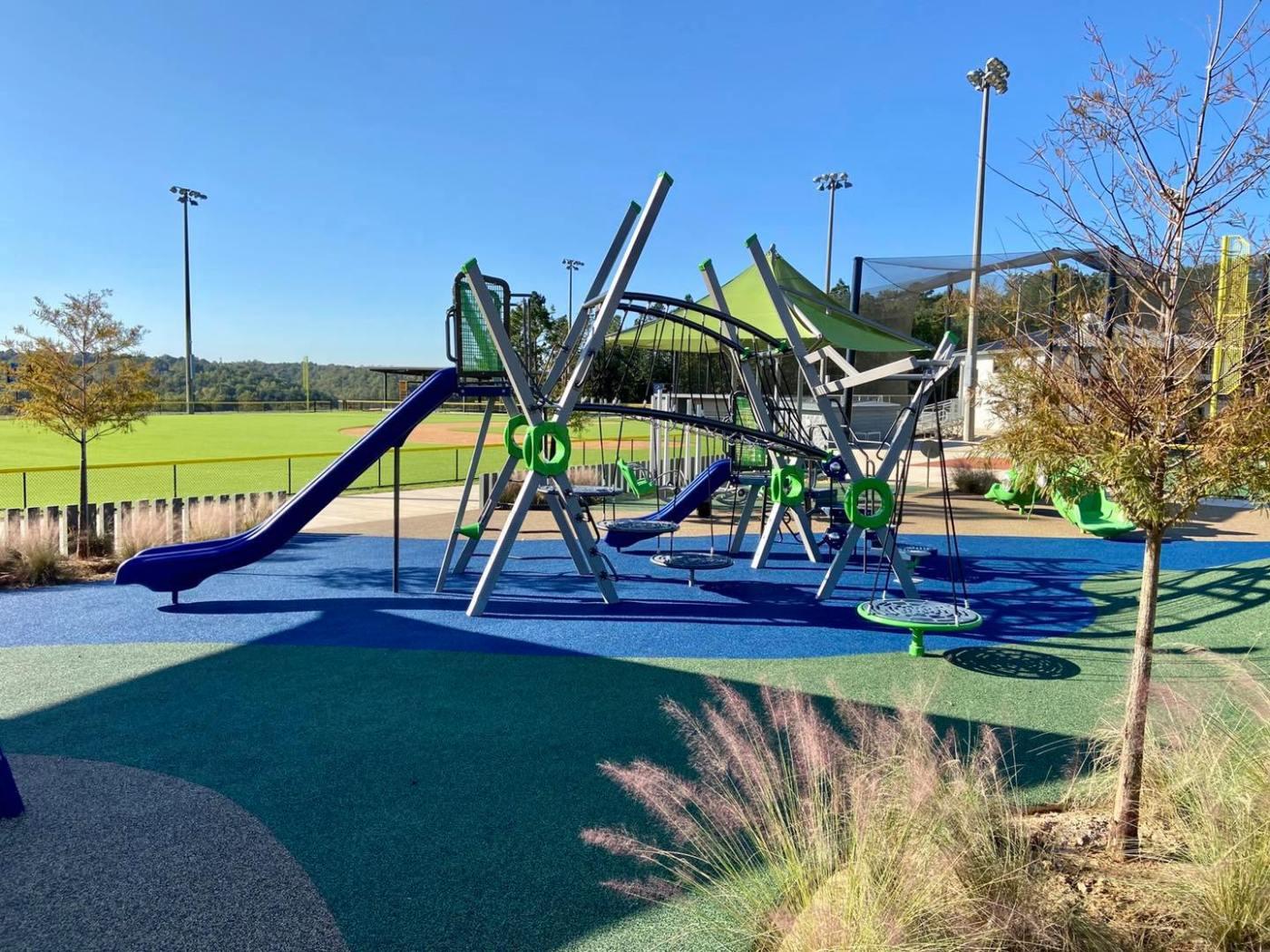 Wald Park playground