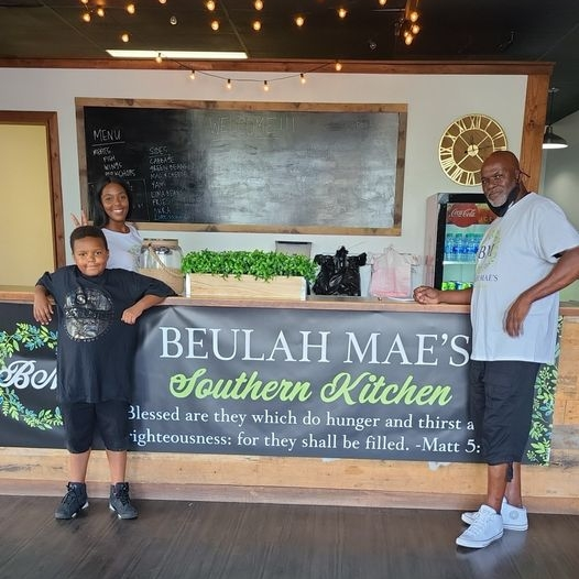 Beulah Mae's debuts their new location in Alabaster.