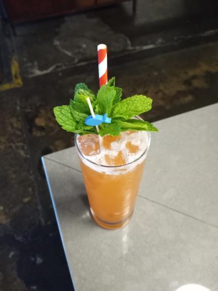 the lumbar cocktail
