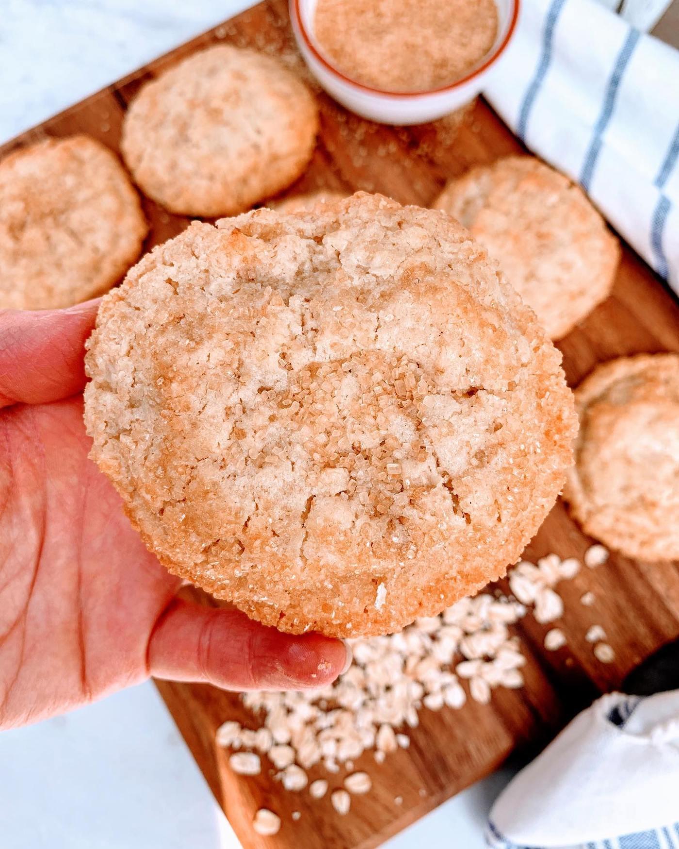 Cookie Fix Plain Jane cookie