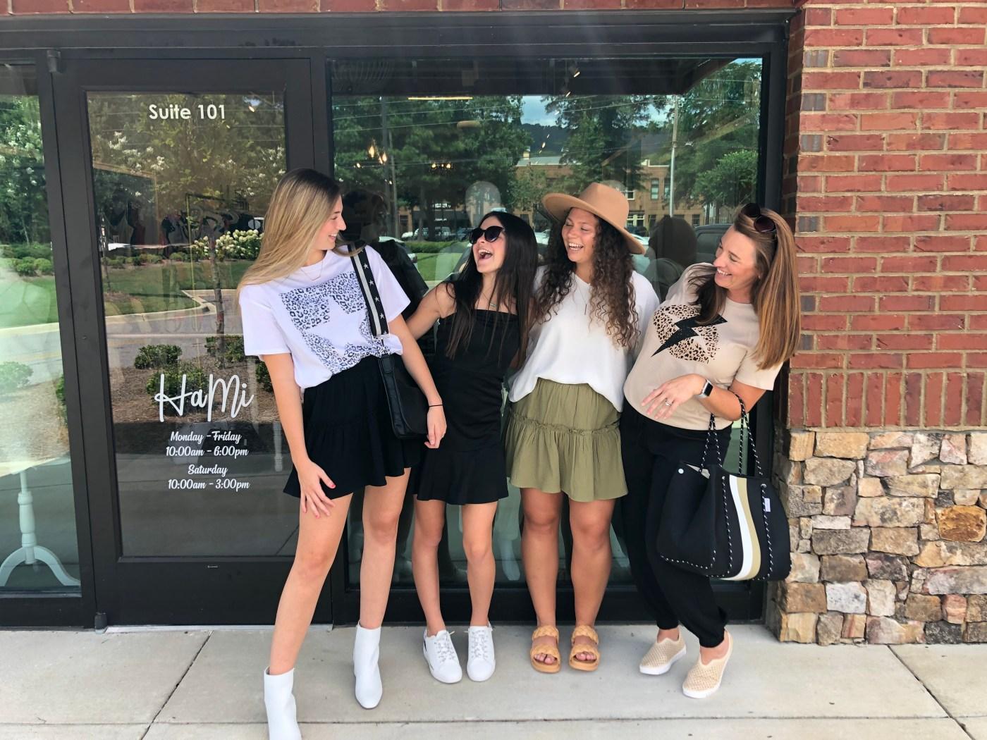 HaMi Boutique - Birmingham summer trends