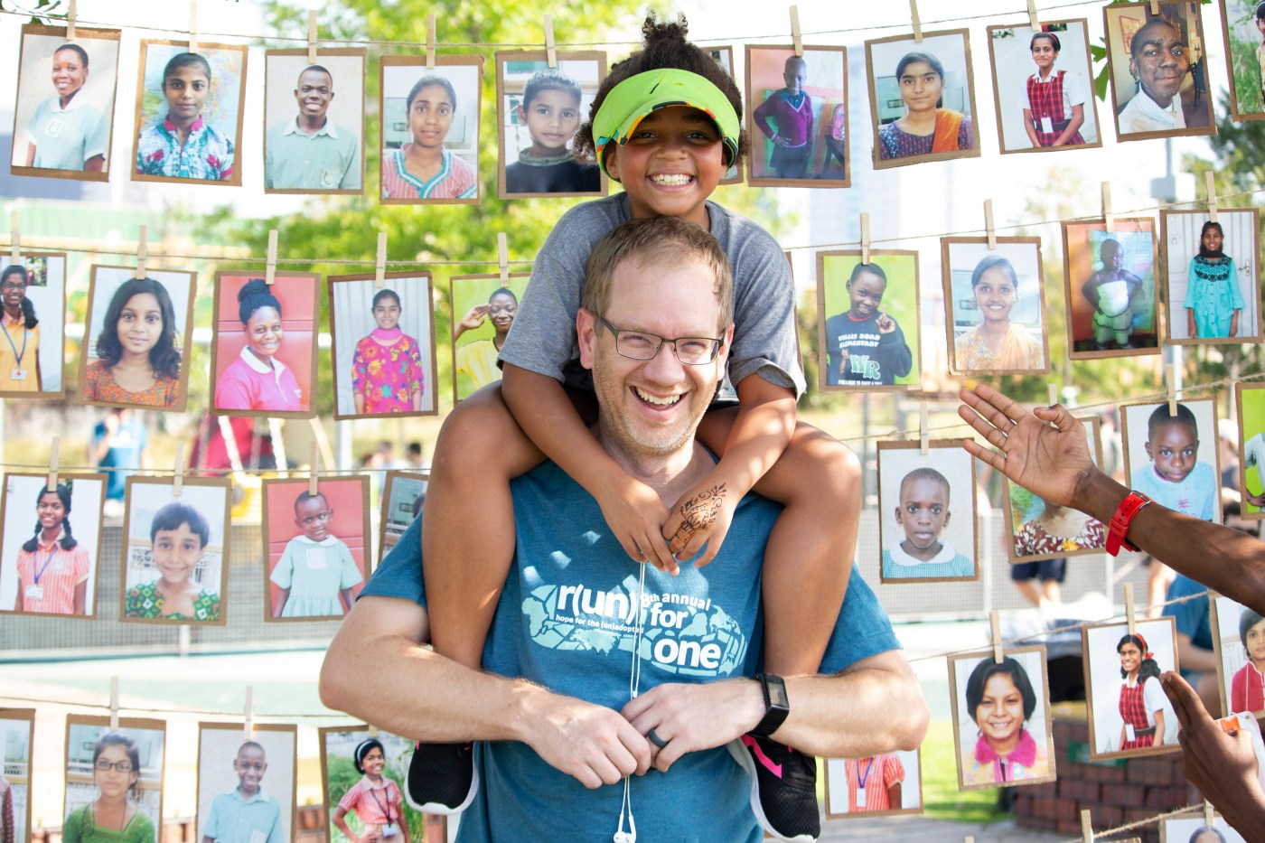 Father/daughter 5K gallery