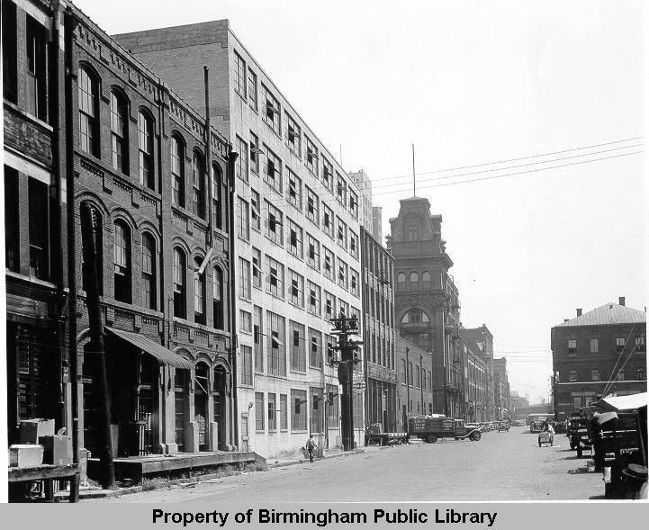 birmingham archives