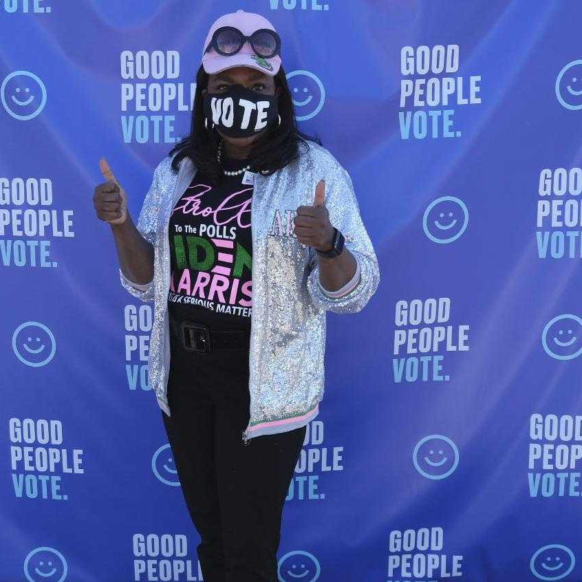 Good People Vote