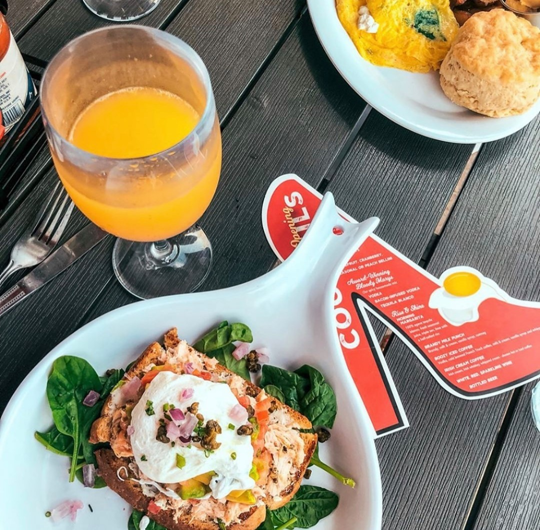 Get your brunch on with classic, New Orleans style recipes + the new opening of Ruby Sunshine.