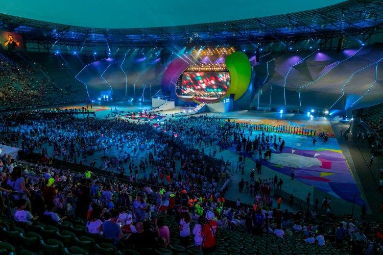 TWG opening ceremony
