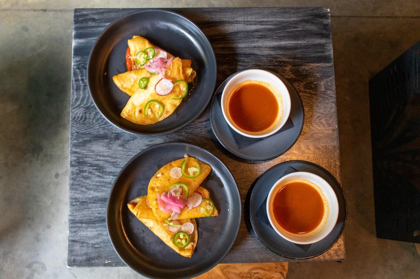 Birria tacos - best things we ate in Birmingham in July