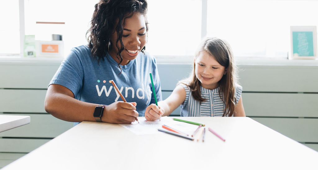 Wyndy connects qualified babysitters with great families. Photo via Wyndy