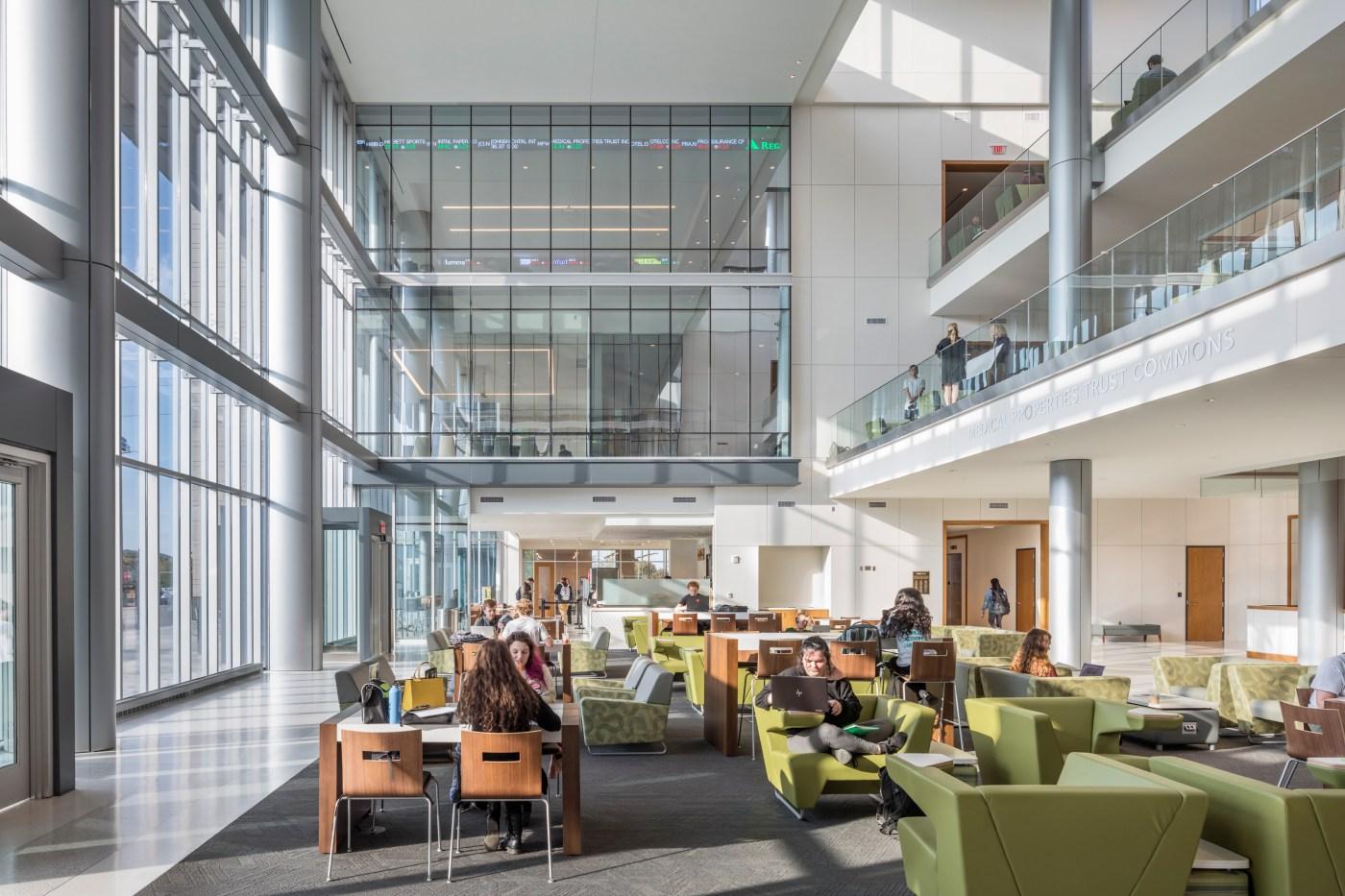 Atrium, Collat School of Business