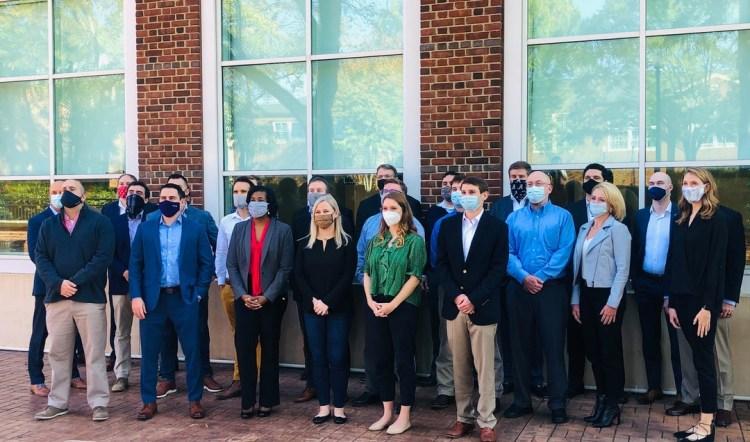 EMBA-Studenten der University of Alabama