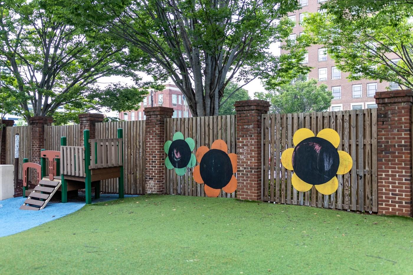 YWCA playground