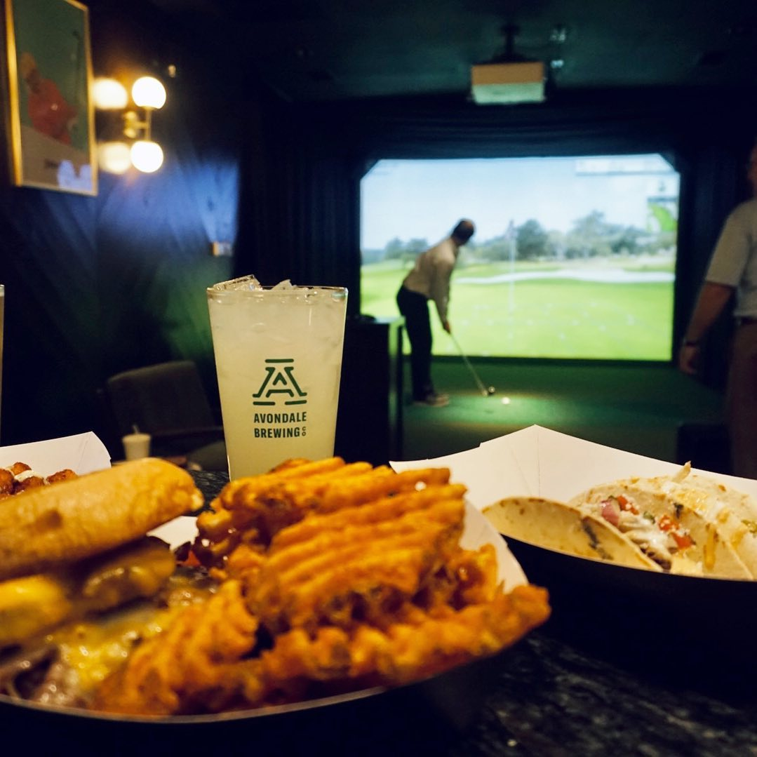 Tee time have you workin' up an appetite? Check out their menu selections from Avondale Burger Co.- new Birmingham businesses
