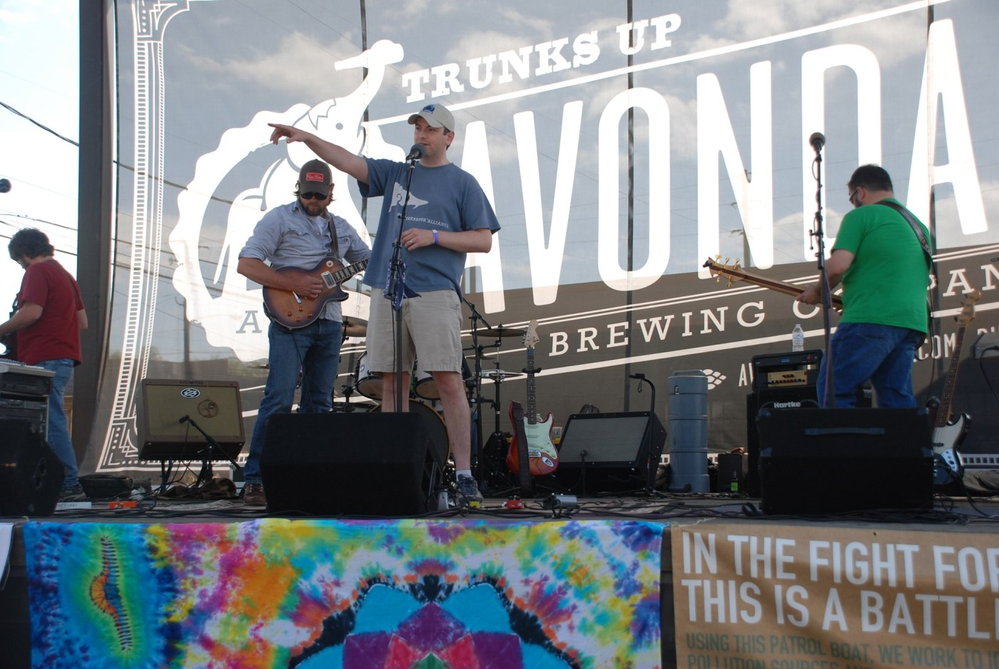 The last, but not least conservation event: Avondale Brewery hosts Earthbound's Earthfest