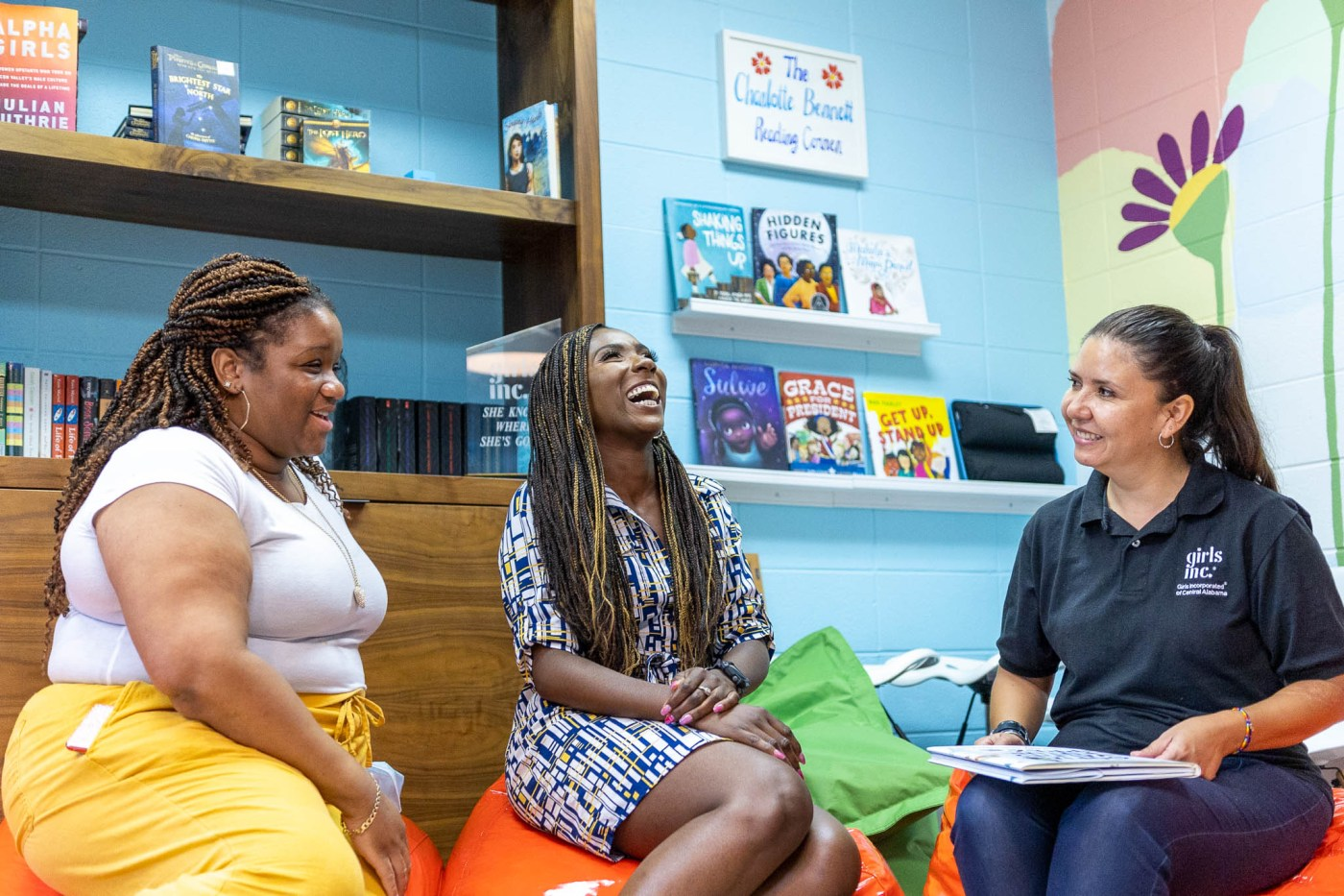 girls inc teen leadership program
