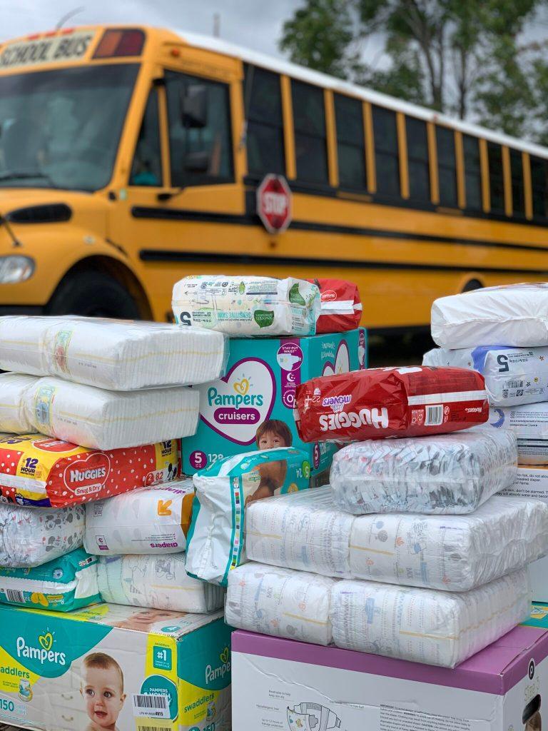 7th Annual Stuff the Bus Diaper Drive kicks off next week