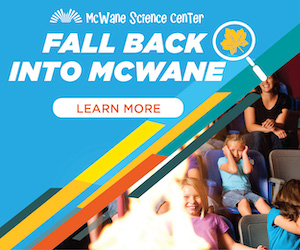 McWane Science Center Fall Membership Drive