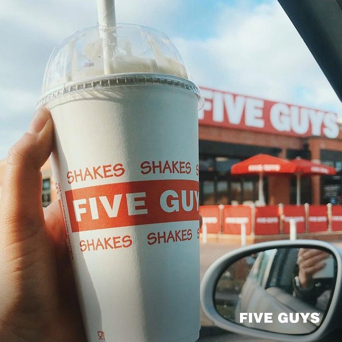 five guys, trussville