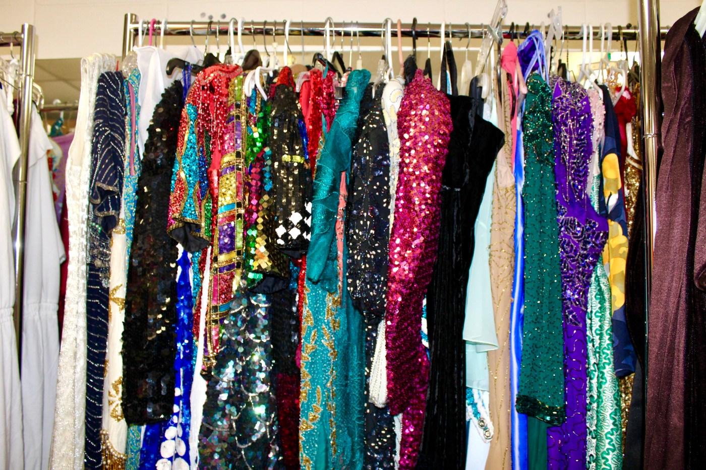 Birmingham costume designers