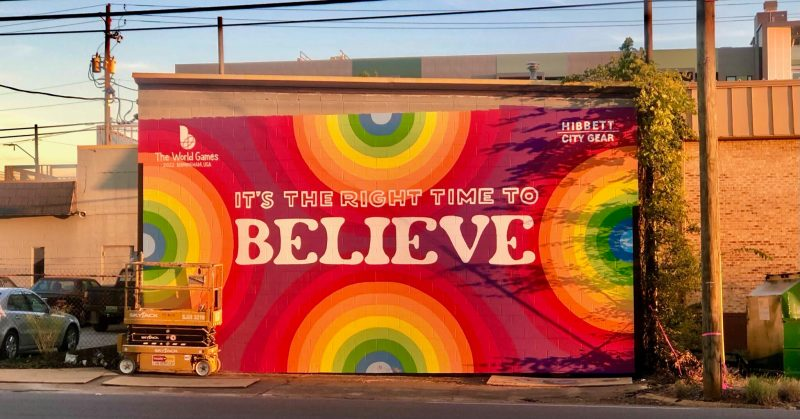 Your guide to Birmingham's beautiful murals in 2021—Part 3