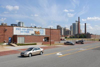 Sysco Warehouse