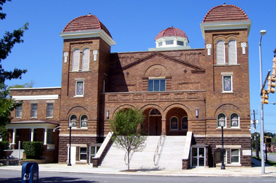 16th Street Baptist Church Near Completion Photo Credit - Andre Natta