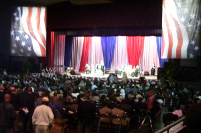 Inauguration Day @ Boutwell Auditorium