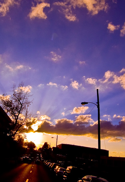 7th Ave Sunset - briantmurphy/Flickr