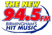 Y94.5 FM logo - courtesy of MySpace profile