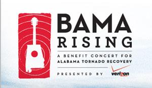 BAMA Rising Concert logo