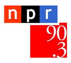 NPR & 90.3 WBHM logos